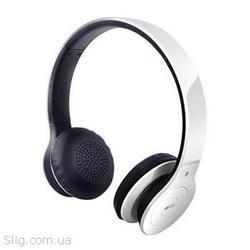 Гарнитура GEMIX BH-07 White (20 - 20 000 Гц,  безпроводные,  Bluetooth,  белый,  совместимы с любыми телефонами,  которые поддержива,  кнопки управления расположены на корпусе,  с