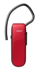 Блютуз гарнитура Jabra Classic red Multipoint