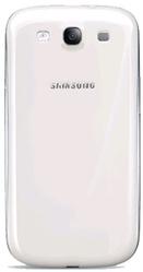 Задняя крышка Samsung GT-i9300 Galaxy SIII белая