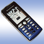 Корпус для Sony Ericsson T610 Blue - Original