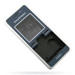 Корпус для Sony Ericsson K220 Blue - Original