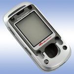 Корпус для Sony Ericsson W550 Silver