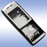 Корпус для Nokia E50 Silver - Original