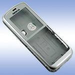 Корпус для Nokia 6070 Silver - Original