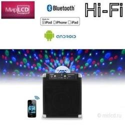 ION Audio Party Rocker Bluetooth Black