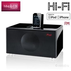Geneva Sound System Model M Black